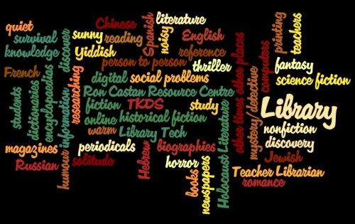 Library Wordle 4