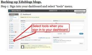 Blog Backup 1