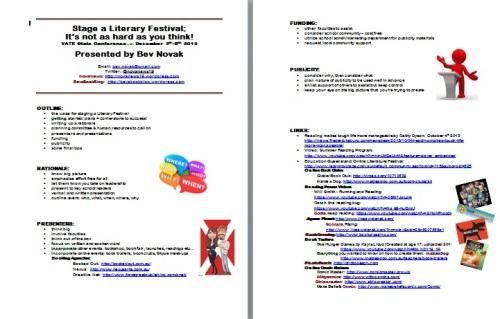 Participant Notes