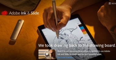 Adobe Ink & Slide