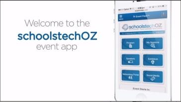 schoolstechOZ event app