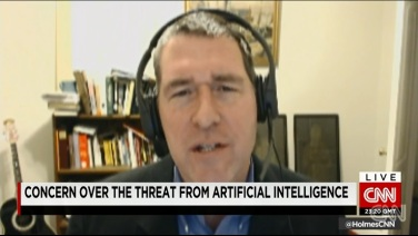 AI - James Barrat on CNN